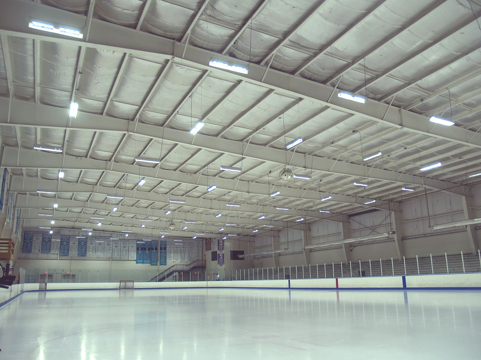 Ice Line Quad Rinks Post Installation