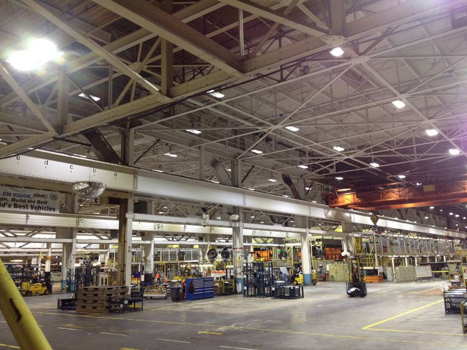 General Motors Lordstown Complex, Ohio