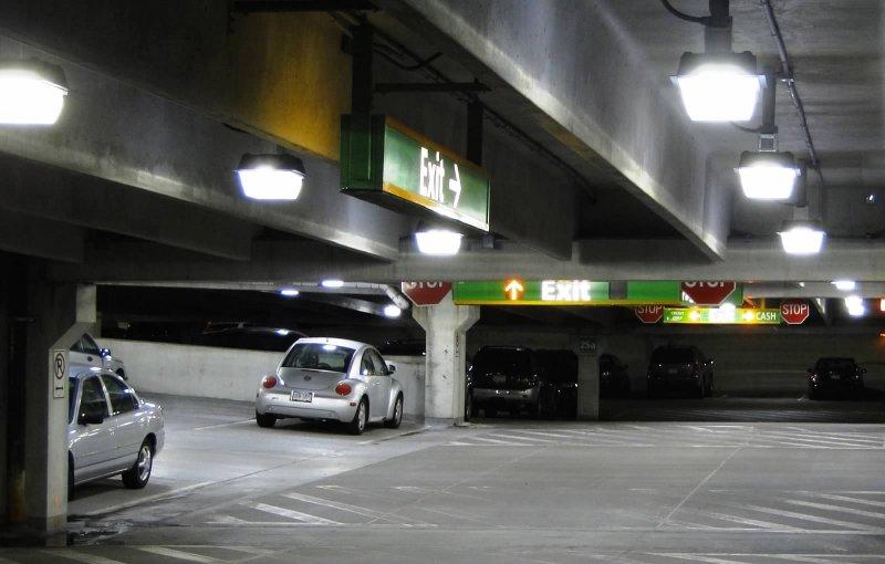Pittsburgh International Airport Parking Deck, Pennsylvania
