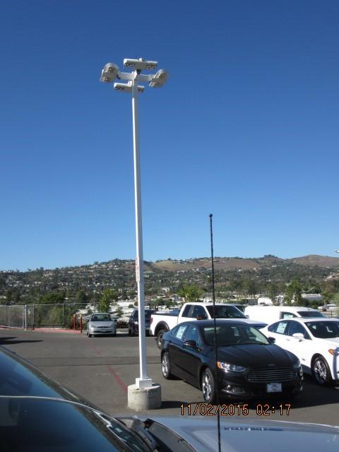Tuttle Click Installation, California