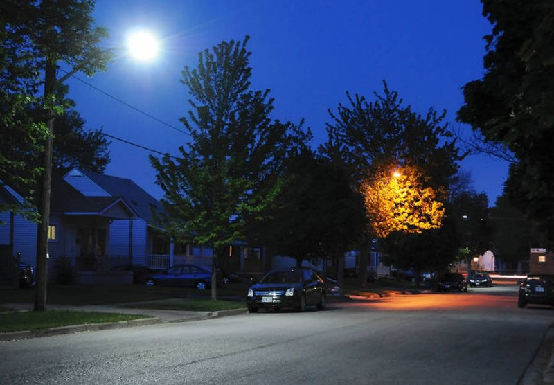 Welland Street Lighting Project, Ontario Canada